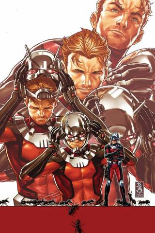 ANT-MAN #1 - article