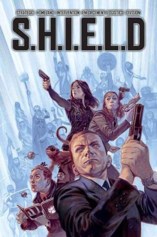 SHIELD #1 - article