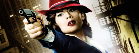 Agent Carter - Header