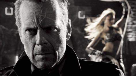 Bruce Willis is 60 - Sin City08