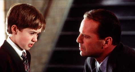 Bruce Willis is 60 - sixth sense08