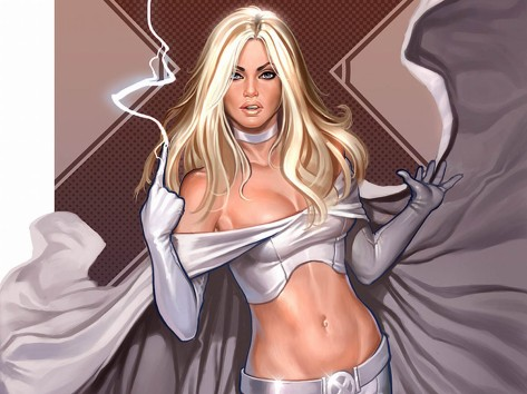 worst  she villains - Emma frost 01