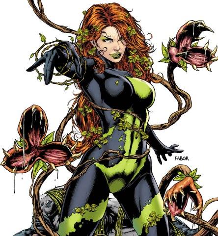 worst  she villains - Poison Ivy 01
