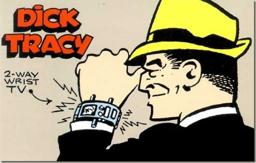 Dick tracy 25 years 10