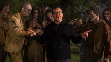 """""""מי הזמין בטעות ניצבים ל'המתים המהלכים'?!"""""""