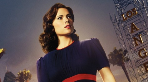 Agent Carter season 2 promo - Header