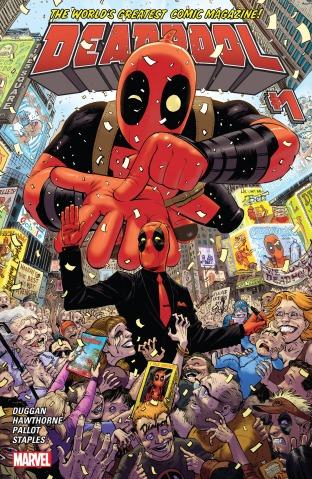 Deadpool 2016 01 cover