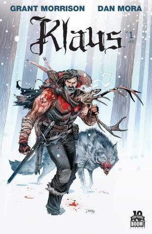 Klaus 001 cover