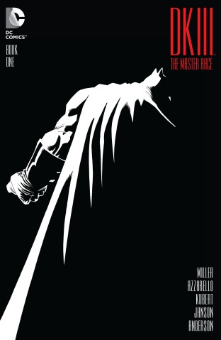 Dark Knight III 01 cover