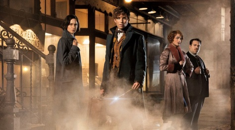FANTASTIC BEASTS AND WHERE TO FIND THEM trailer - Header