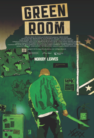 Green_Room Poster