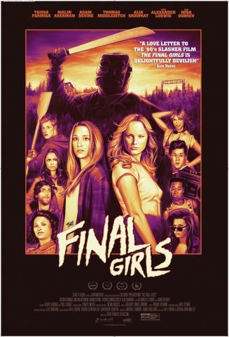 The final girls poster