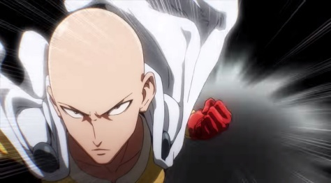 one punch man - Header
