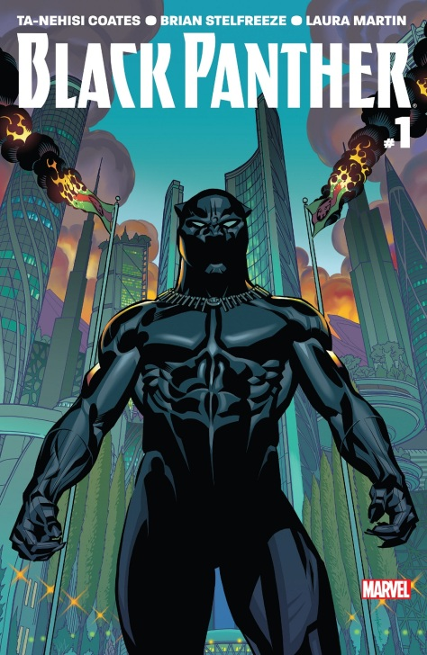 Black Panther 001 - Review001