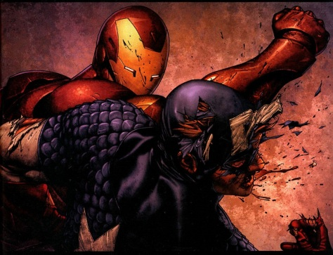 civil war comics review 05