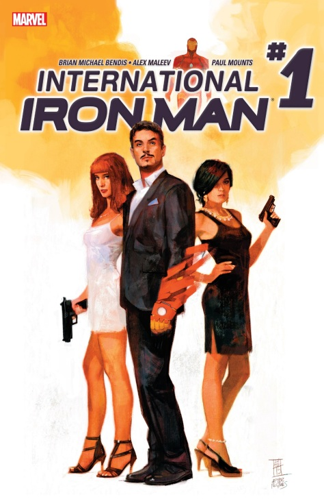 International Iron Man (2016-) 001-0