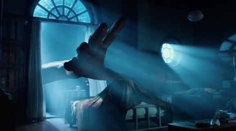 The BFG trailer - Header