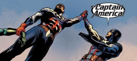Captain America - Steve Rogers 002