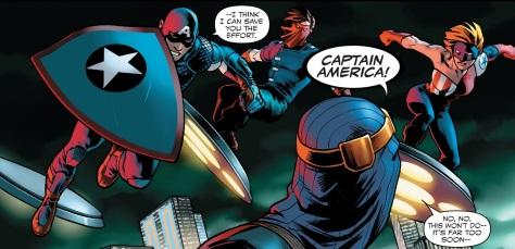 Captain America - Steve Rogers 005