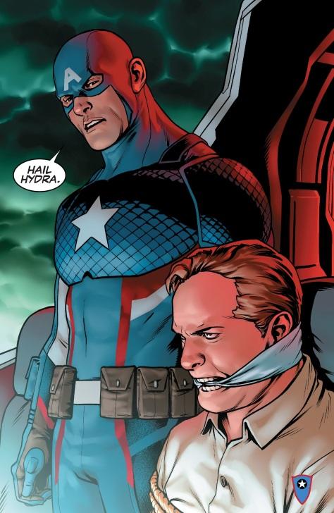 Captain America - Steve Rogers 006