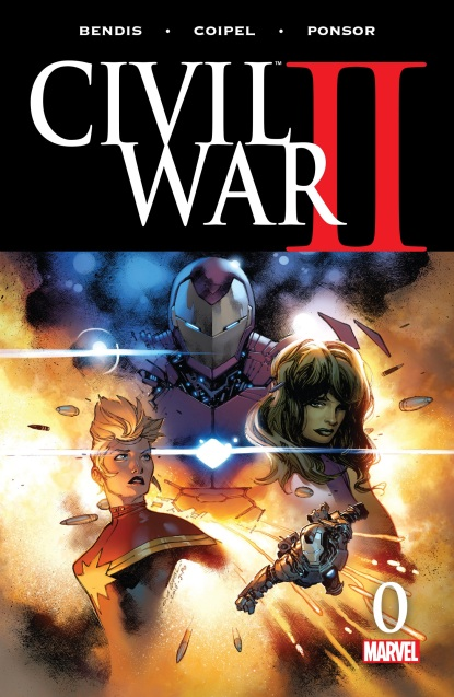 Civil War II 01
