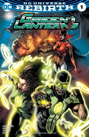 Green Lanterns 01- review 01