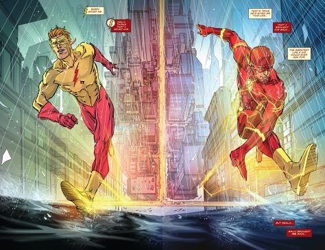 The Flash - Rebirth review 05