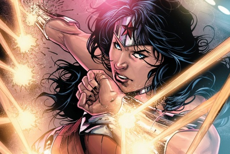 Wonder Woman - Rebirth 1 - review - 02