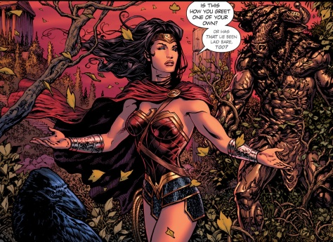 Wonder Woman - Rebirth 1 - review - 04