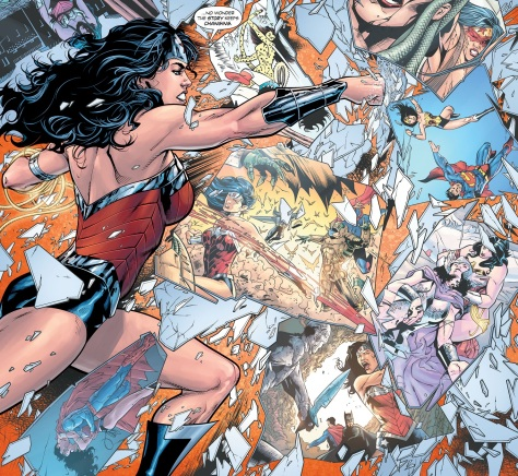 Wonder Woman - Rebirth 1 - review - 05