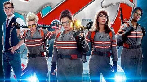 Ghostbusters review - Header