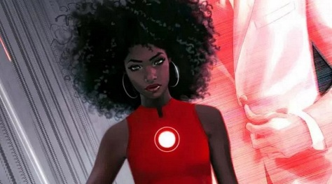 riri-williams new Iron Man - Header
