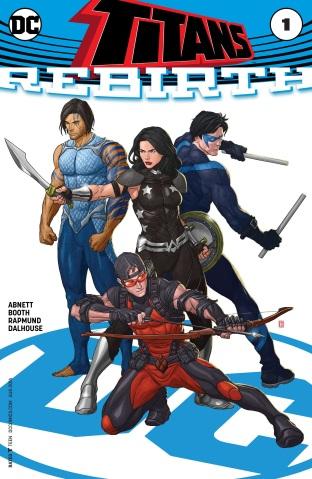Titans - Rebirth 1 review 01