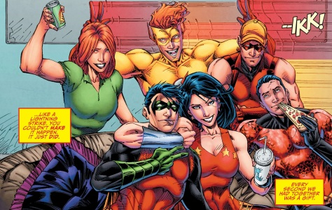 Titans - Rebirth 1 review 03