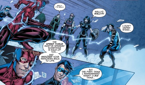 Titans - Rebirth 1 review 07