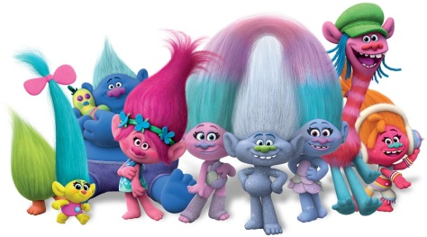 Trolls first trailer - Header