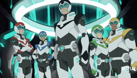 voltron 2016 netflix review -02
