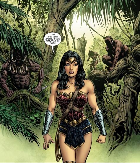 Wonder Woman (2016-) 001-006