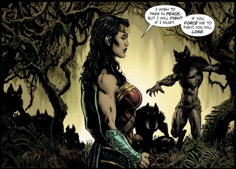 Wonder Woman (2016-) 001-012