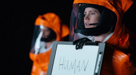 Arrival trailers - Header