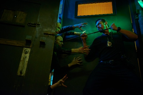 THE STRAIN -- Pictured: Kevin Durand as Vasiliy Fet.  CR: Michael Muller/FX