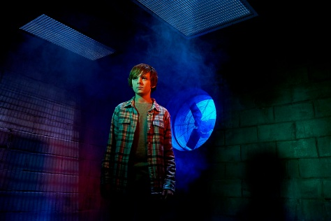 THE STRAIN -- Pictured: Max Charles as Zack Goodweather. CR: Michael Muller/FX