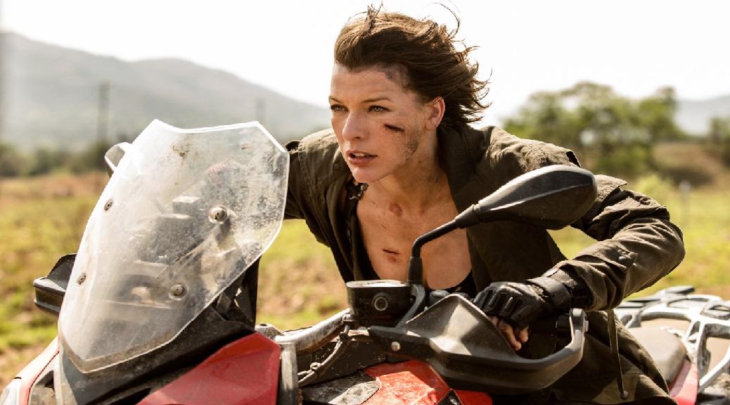 Resident Evil The Final Chapter Abigail Featurette: קומיקס, קולנוע, טלוויזיה וכל מה שחוצה עולמות