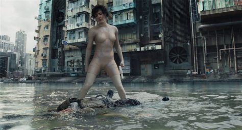 Ghost in the Shell 011