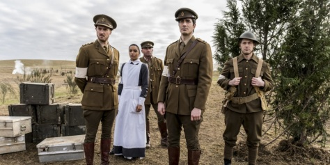 Legends of Tomorrow, Fellowship of the Spear 16