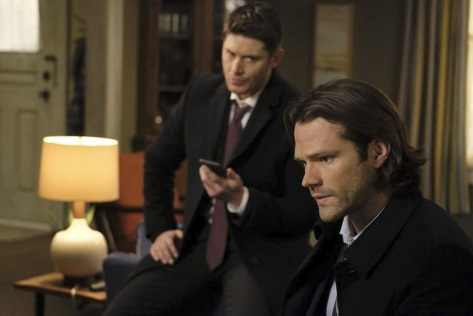Supernatural, Somewhere Between Heaven and Hell 01