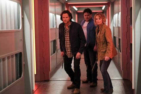 Supernatural, The Raid 01