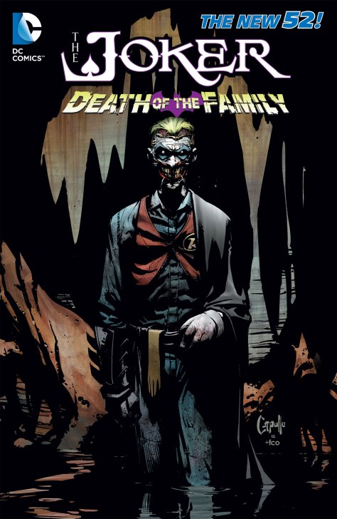 death in the family comics