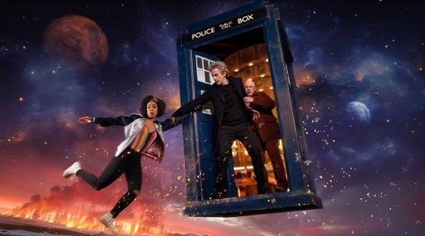 Doctor Who season 10 - Header