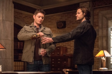 Supernatural, The British Invasion 02